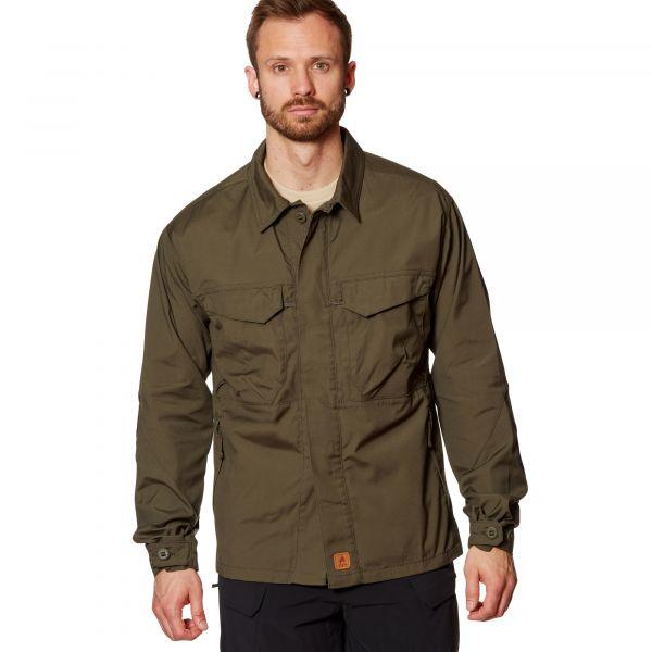 Helikon-Tex Hemd Woodsman Shirt taiga green schwarz
