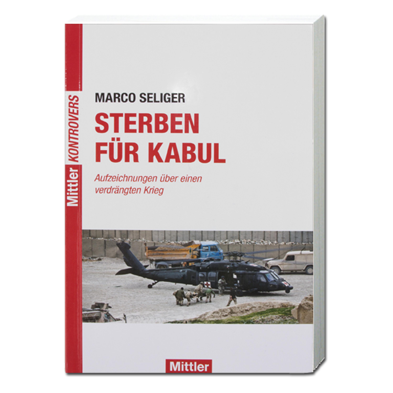 Buch Sterben für Kabul