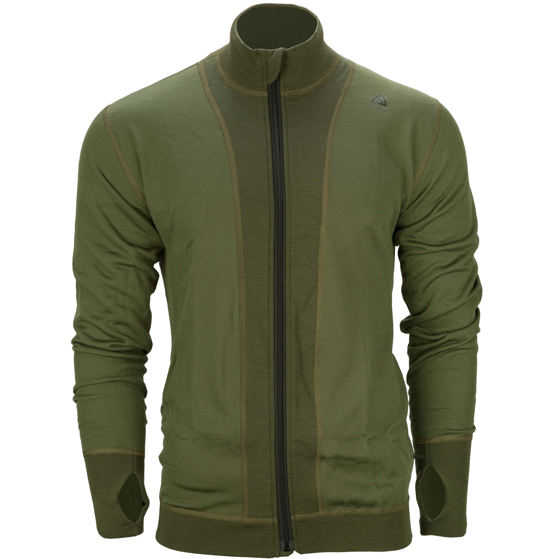 Aclima Hotwool Light Jacket olive night