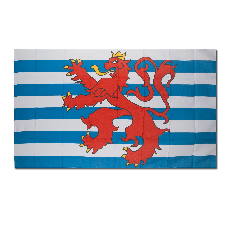 Flagge Luxemburg mit Löwen