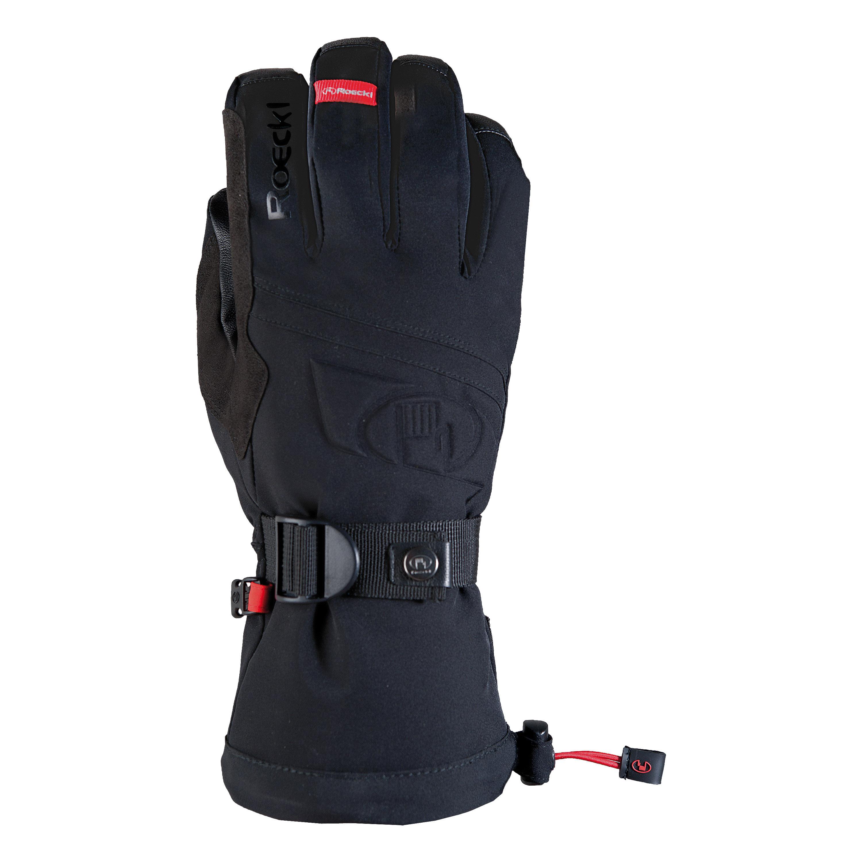 Roeckl Handschuhe Sennan schwarz