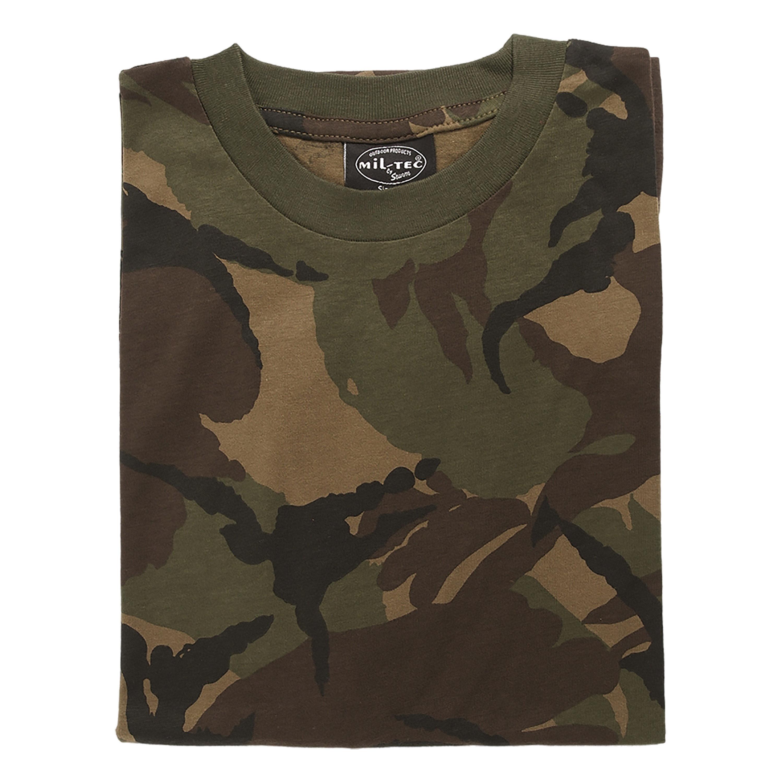 T-Shirt Dutch Camo
