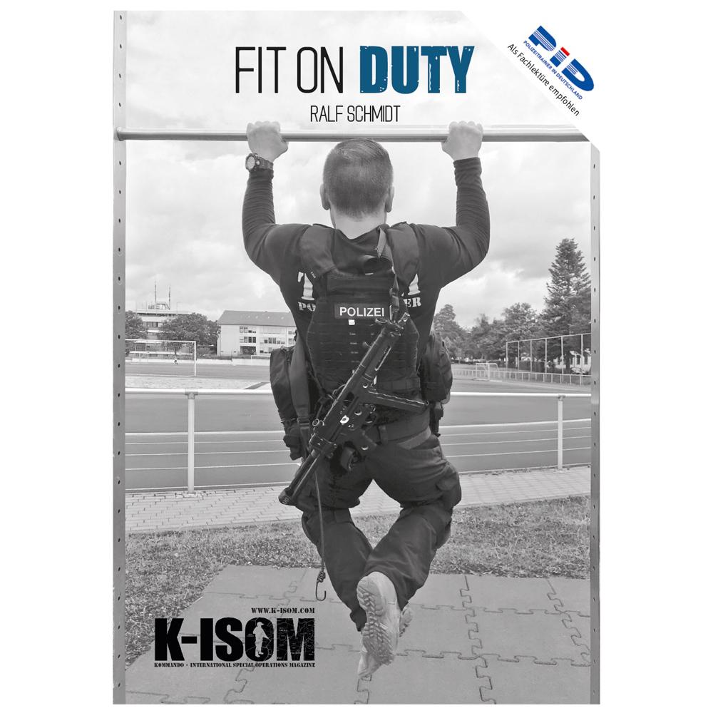 Buch Fit on Duty