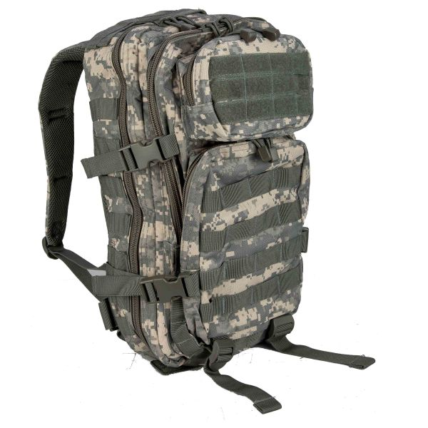 Rucksack US Assault Pack AT-digital