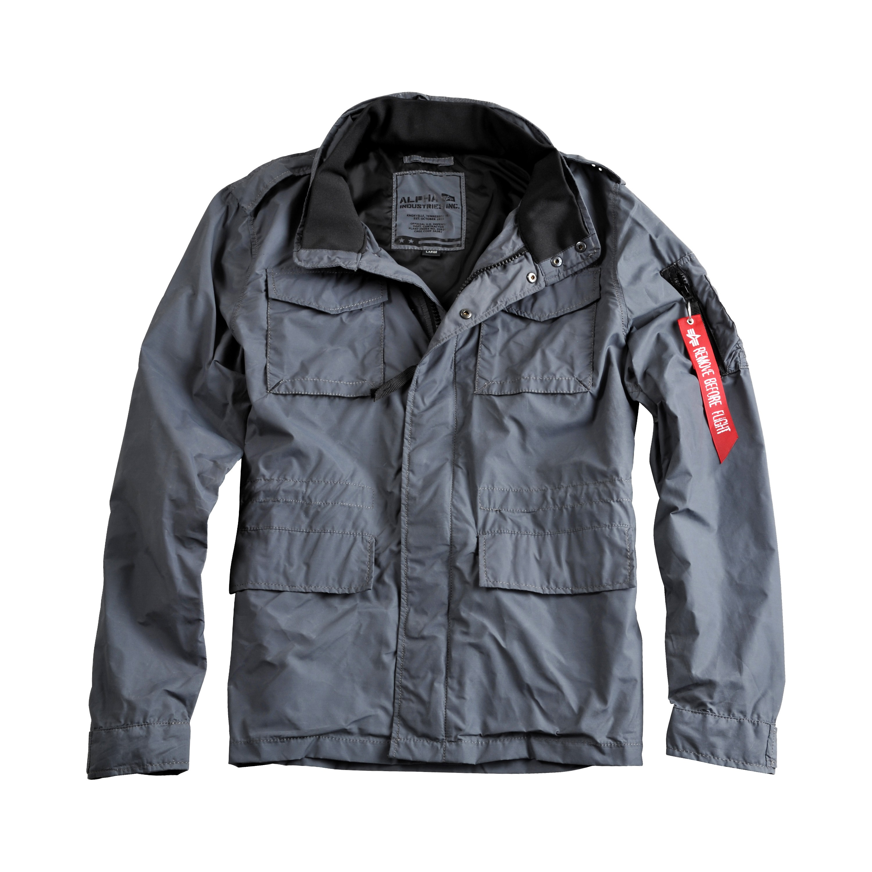 Alpha Industries Jacke Renegade stone
