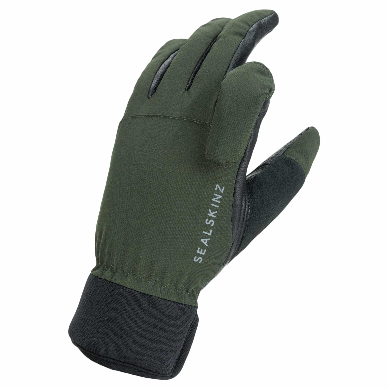 Sealskinz Handschuhe Waterproof All Weather Shooting oliv schwar