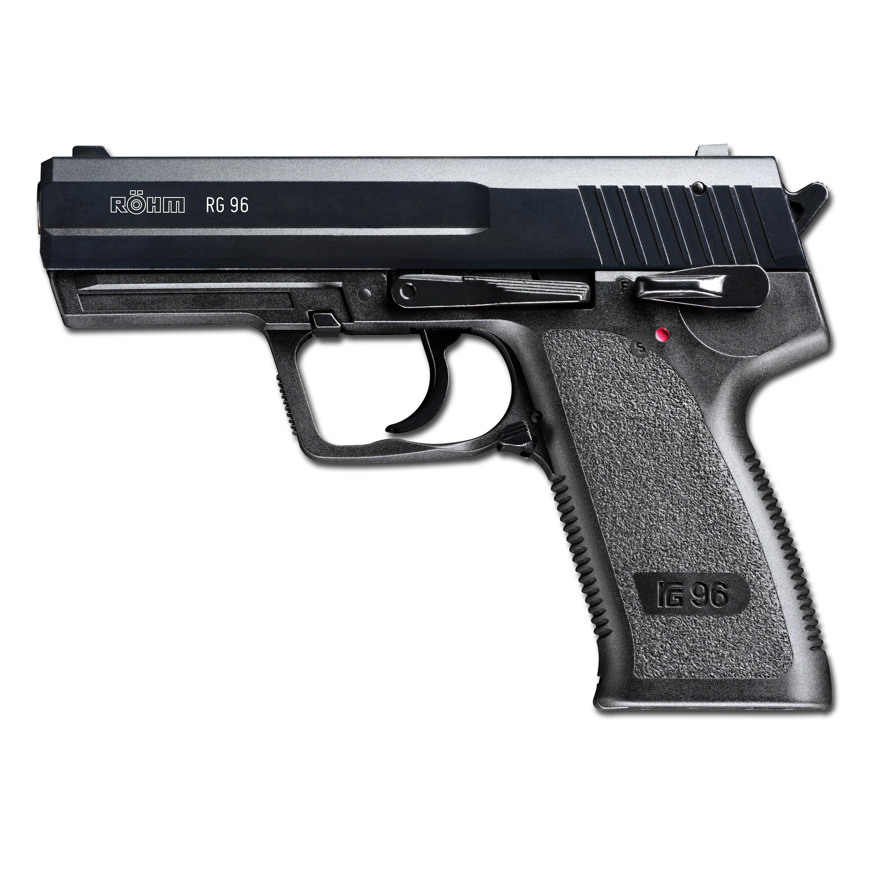 Pistole RG 96 brüniert