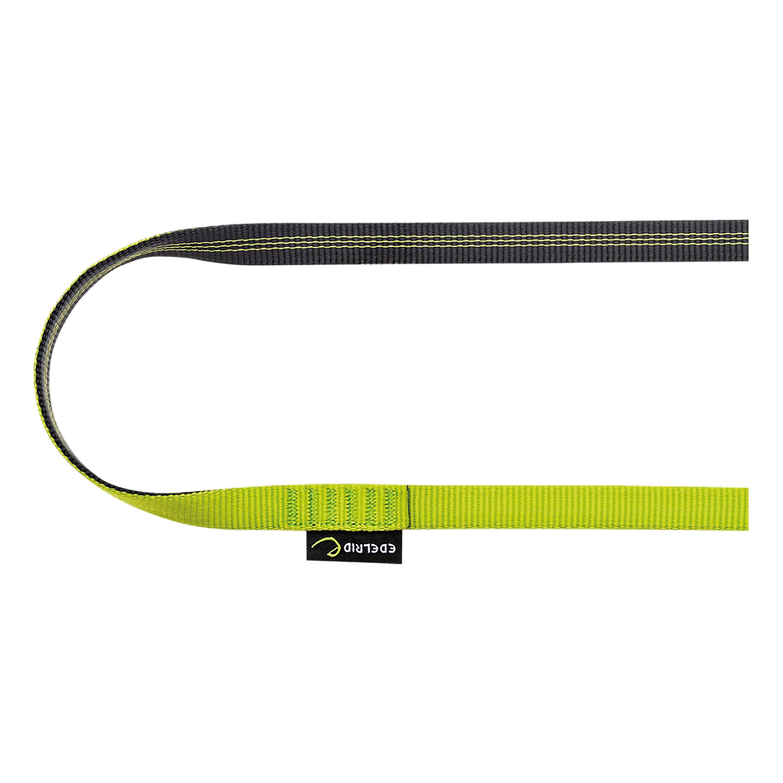 Bandschlinge Edelrid Tubular Sling 16.0 slate-oasis 240 cm