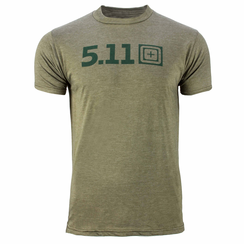 5.11 Shirt Legacy Tonal T-Shirt military green htr