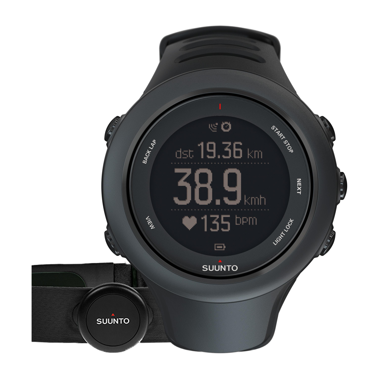 Suunto Uhr Ambit 3 Sport black HR
