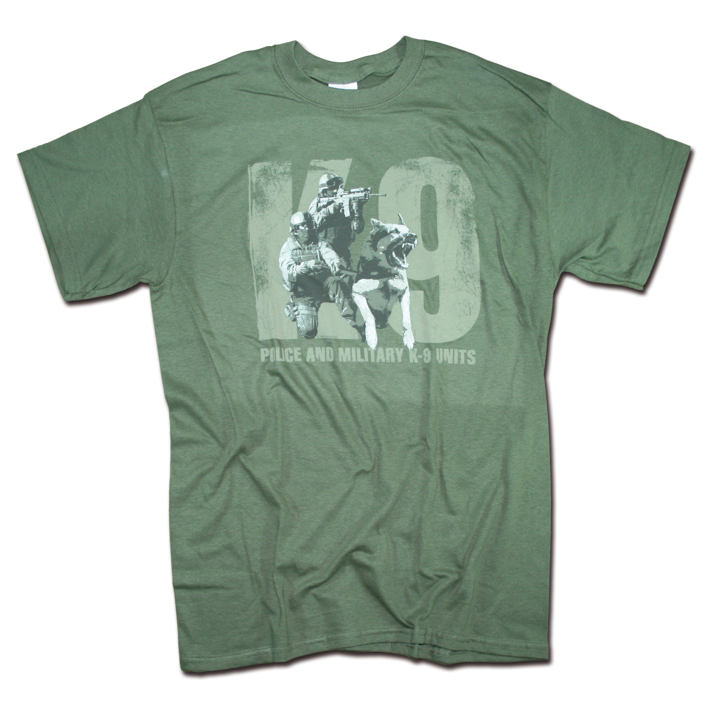 T-Shirt Mil-Pictures K9