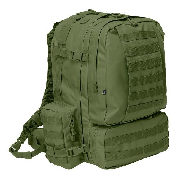 Brandit Rucksack US Cooper 3-Day-Pack oliv