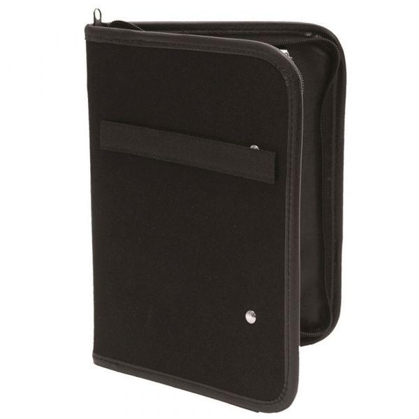 Mil-Tec BW Schreibmappe DIN A5 schwarz