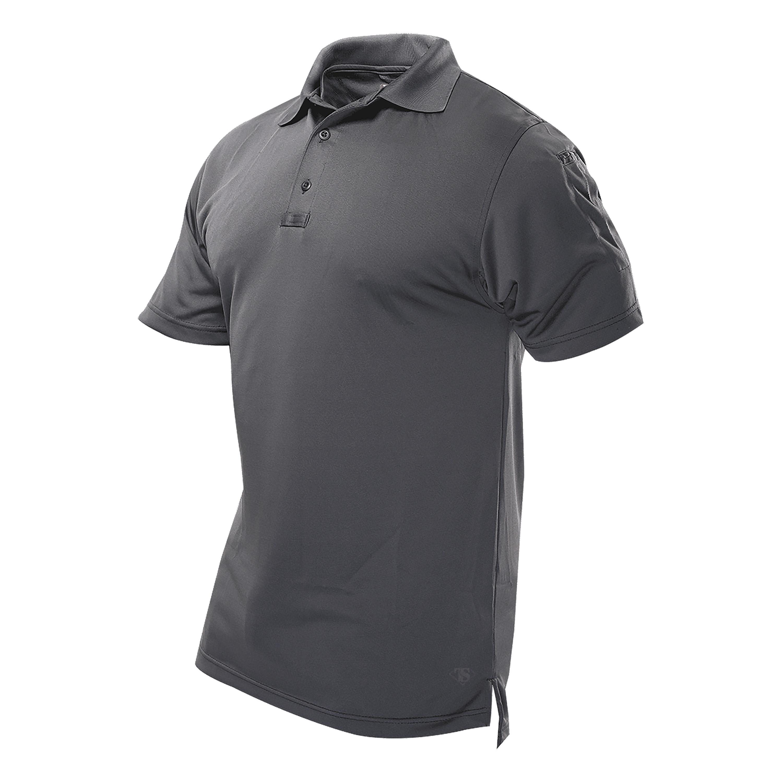 Tru-Spec Polohemd Performance 24-7 Kurzarm grau