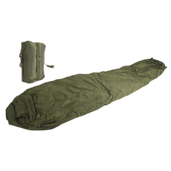 Schlafsack Primaloft T1 oliv