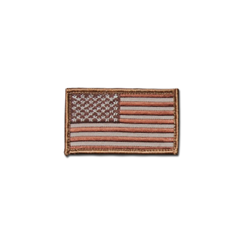 MilSpecMonkey Patch US Flag desert