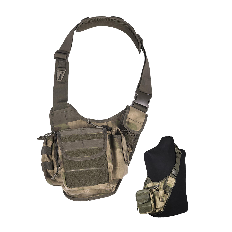Tasche Sling Bag multifunction MIL-TACS FG