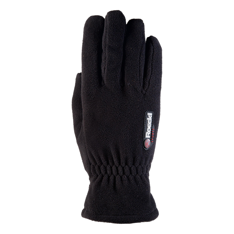 Roeckl Handschuhe Kroyo schwarz