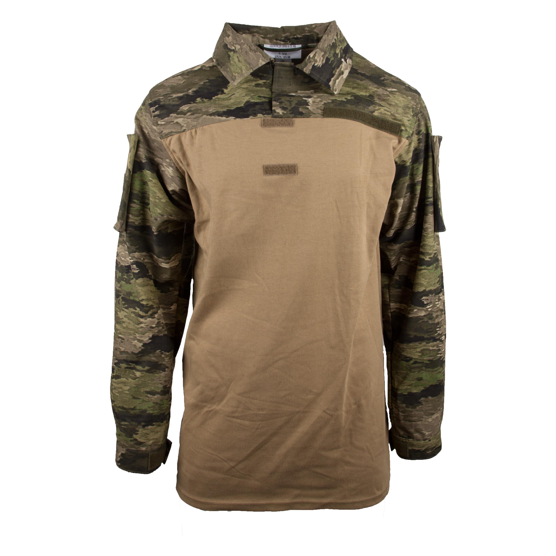 Leo Köhler Combat Shirt A-Tacs iX