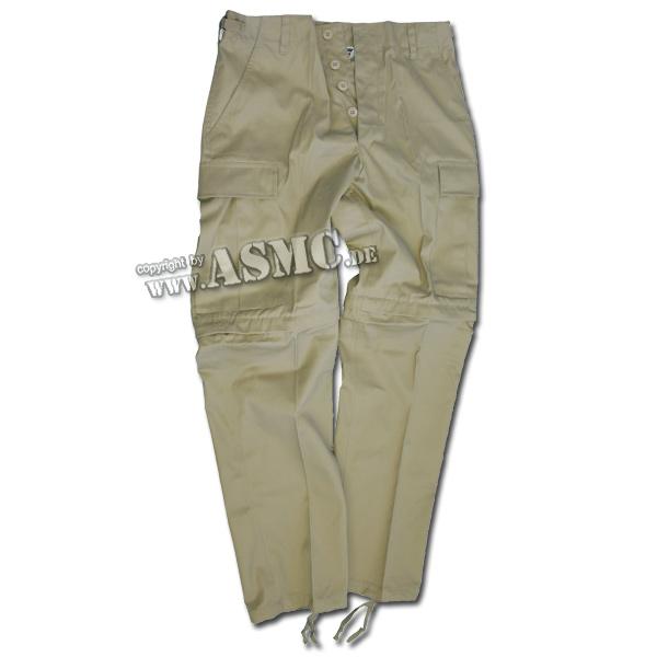 Zip-Off Hose khaki