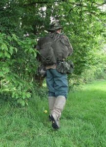 Sac à dos Armée Autriche kaki