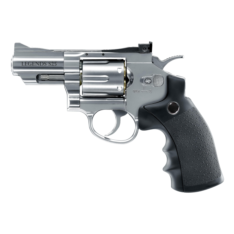 Legends Co2 Revolver S25 4.5 mm