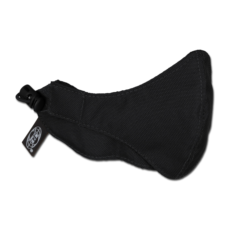 Mundschutzmaske MFH schwarz 2-teilig