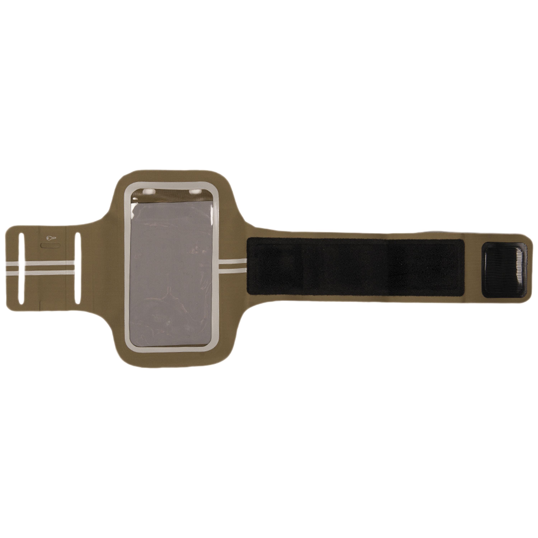 Sportarmband Lycra oliv