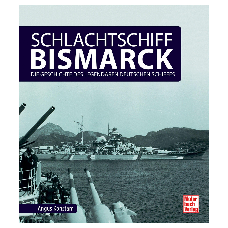 Buch Schlachtschiff Bismarck