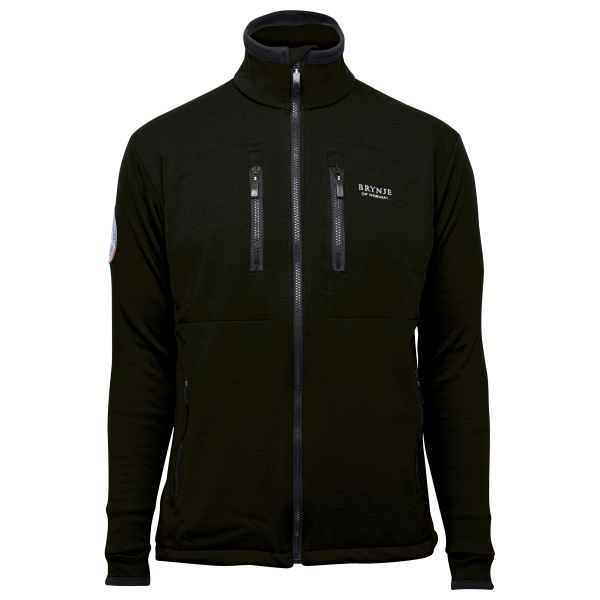 Brynje Antarctic-Jacke schwarz