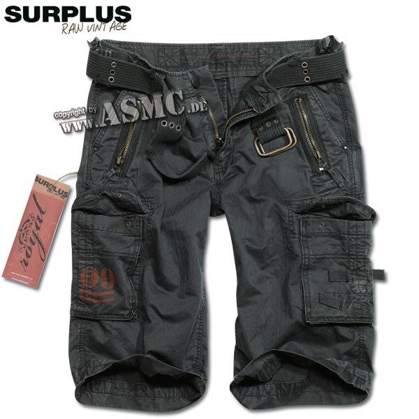 Royal Shorts schwarz