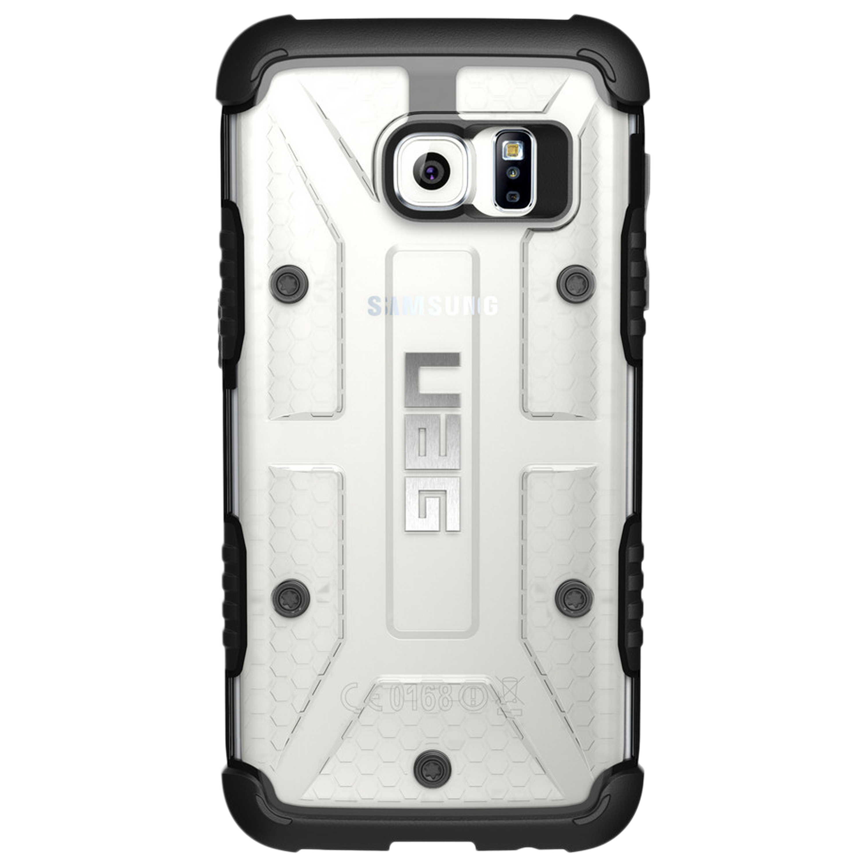 UAG Case Samsung Galaxy S7 weiß transparent