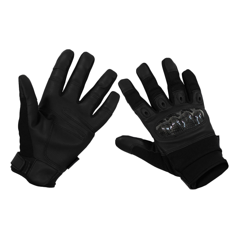 MFH Tactical Handschuhe Mission schwarz
