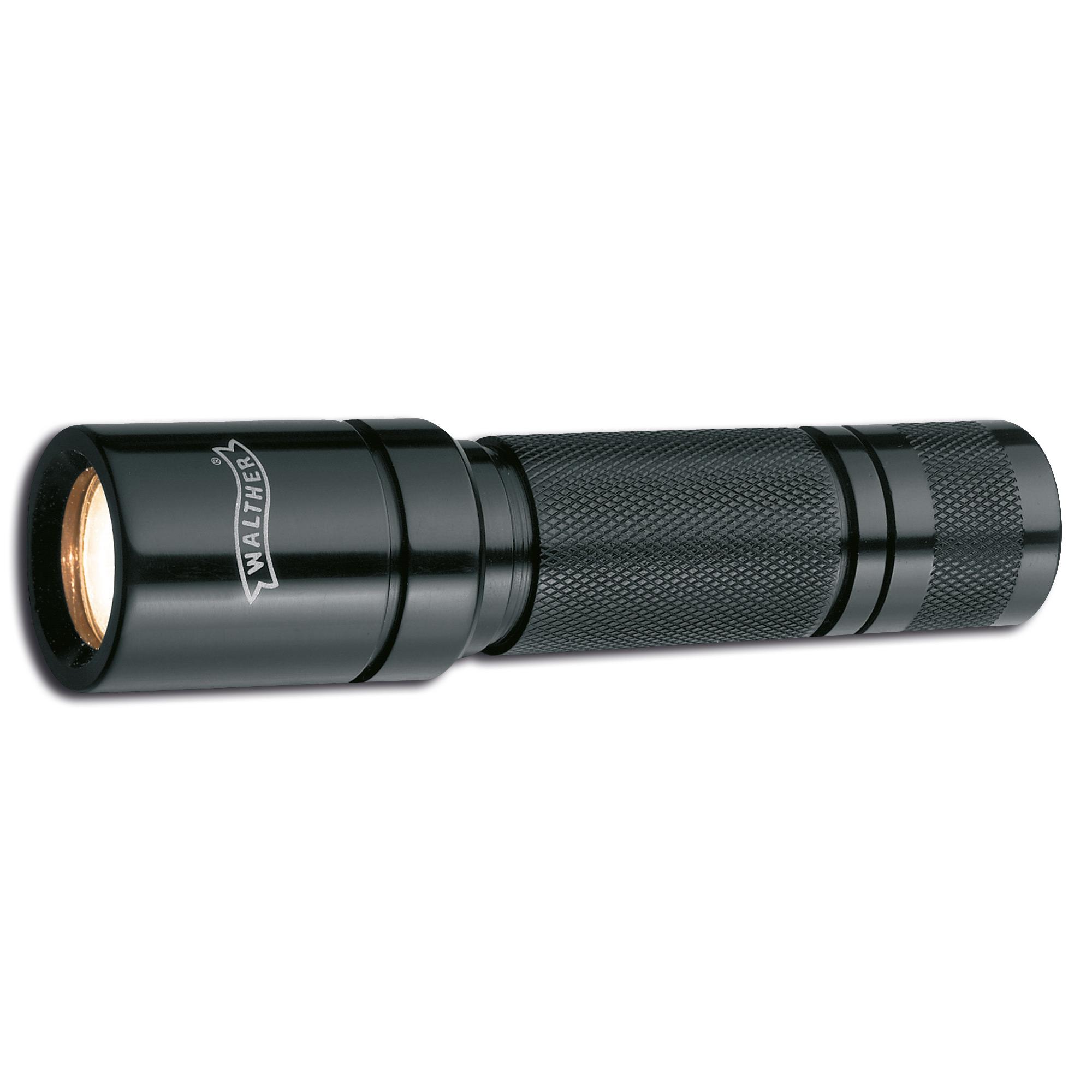 Walther Xenon Tactical Lampe schwarz