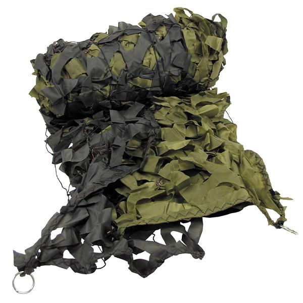 Tarnnetz MFH 3x2 oliv