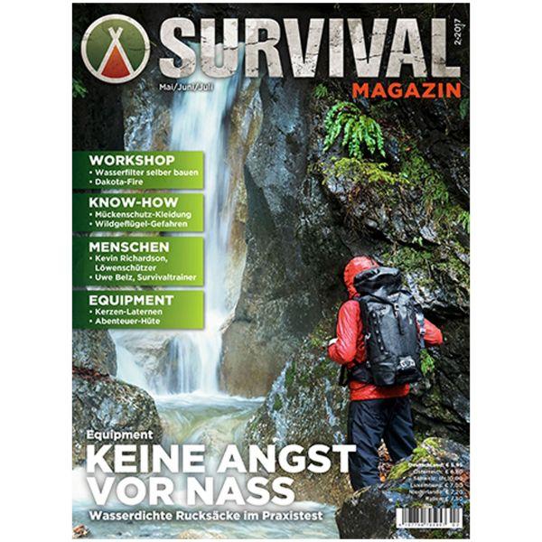 Survival Magazin 02/2017
