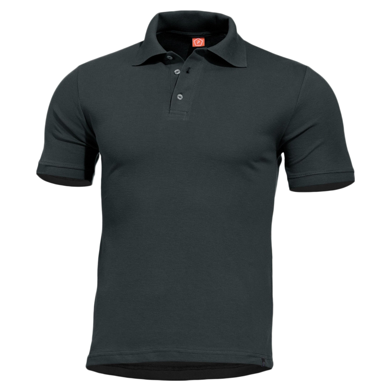 Pentagon Polo Shirt Sierra schwarz