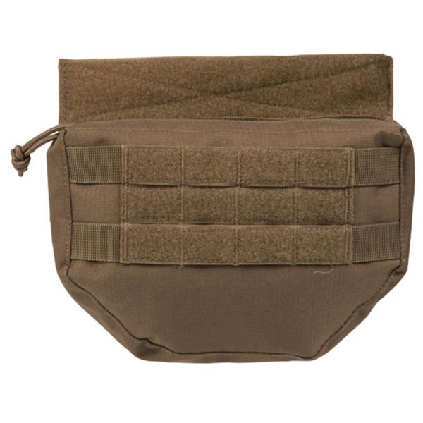 Mil-Tec Drop Down Pouch dark coyote