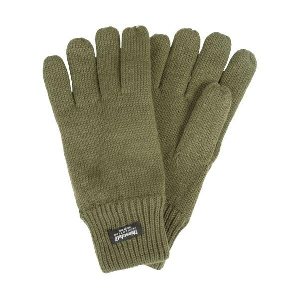 Handschuhe Thinsulate oliv