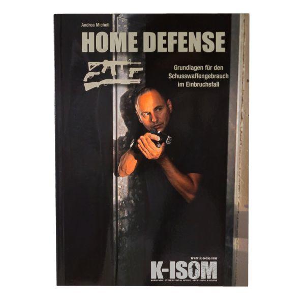 Buch Grundlagen Home Defense