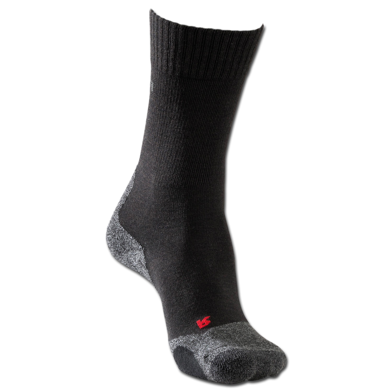 Socken Falke TK2 schwarz