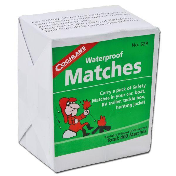Streichhölzer wasserfest 10er Pack