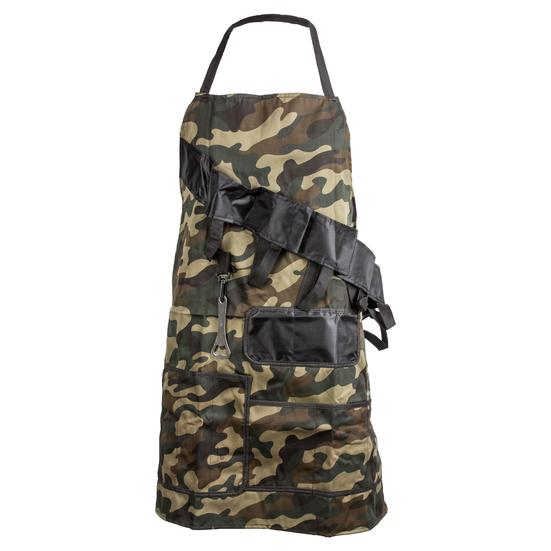 Grillschürze tactical camouflage