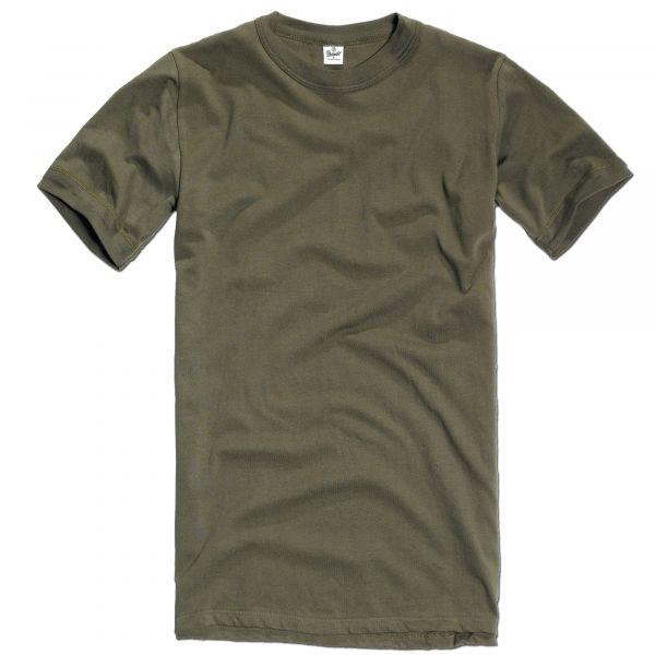 BW Unterhemd Brandit Original TL oliv