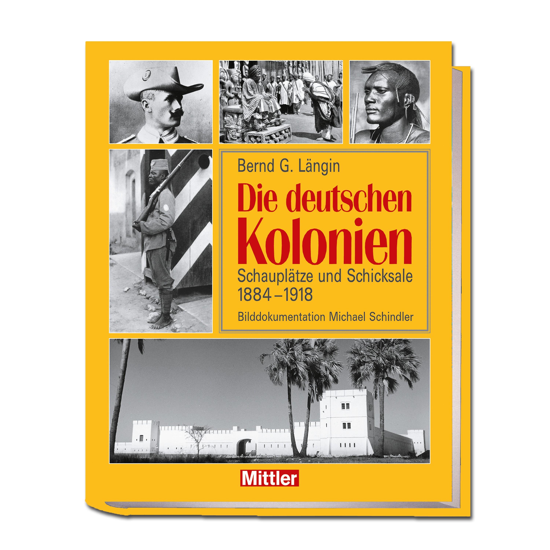 Buch Die deutschen Kolonien