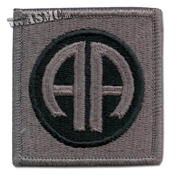 Abzeichen US Textil 82nd Airborne ACU