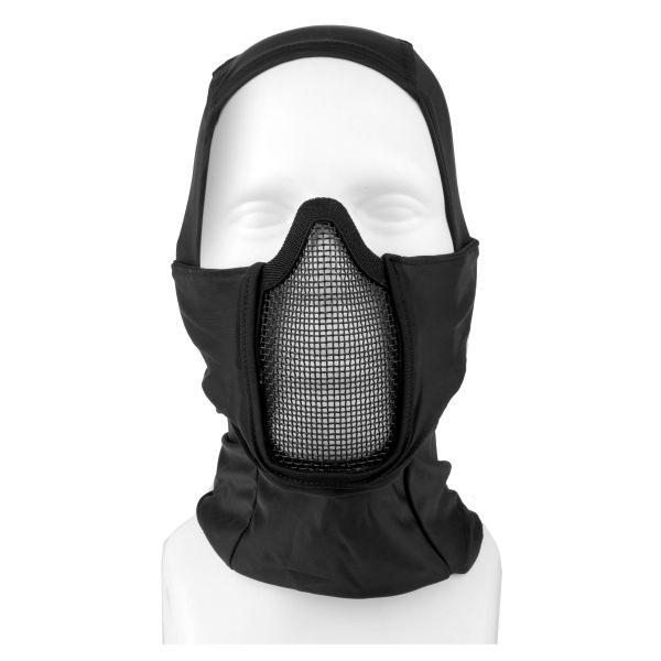 Invader Gear Gitterschutzmaske Half Face Mk.III schwarz