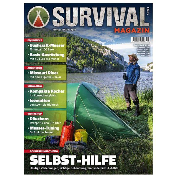 Survival Magazin 01/2021