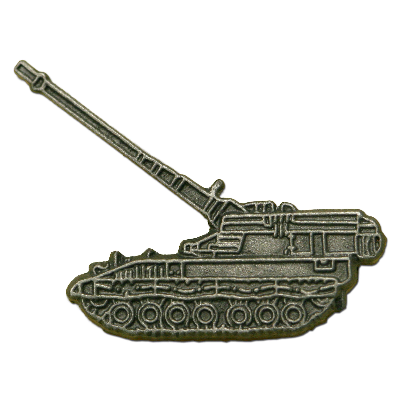 Pin Mini Metall Haubitze 2000