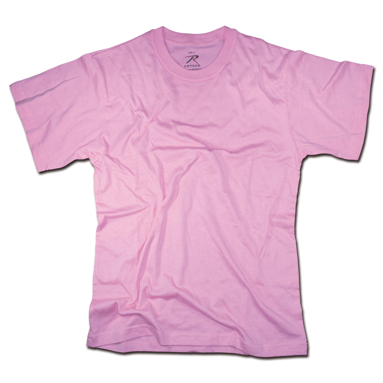 T-Shirt Safety Pink